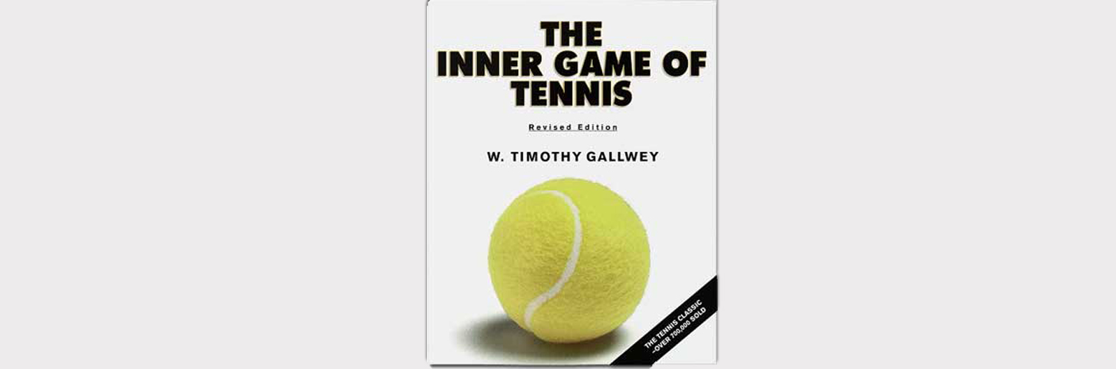 Inner Game of Tennis cover
