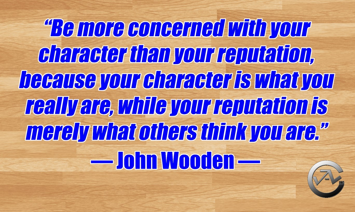 john wooden With profound simplicity, coach john wooden redefines success and urges us all to pursue the best in ourselves in this inspiring talk he shares the advice he gave.
